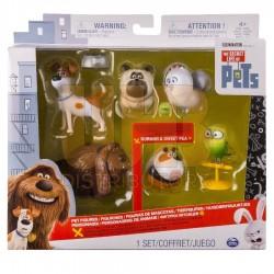 The Secret Life of Pets Pet Figures 6 Pack