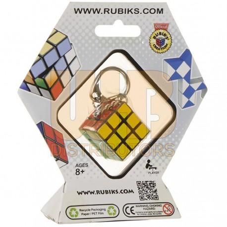 Rubik's 3x3 Cube Keychain