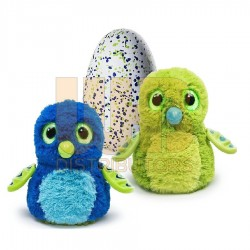 Hatchimals Draggles Green/Blue/Light Green Asst