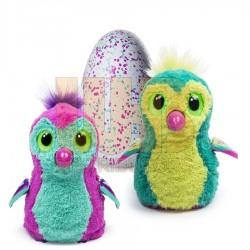 Hatchimals Pengualas Pink Teal/Teal Green Asst