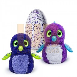 Hatchimals Draggles Purple Green/Purple White Asst