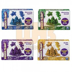 Kinetic Sand Boxed Gem Sand 6oz (170g) Asst
