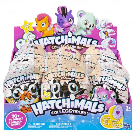 Hatchimals CollEGGtibles 1 Pack Asst