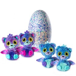 Hatchimals Surprise Peacat Purple/Teal Asst