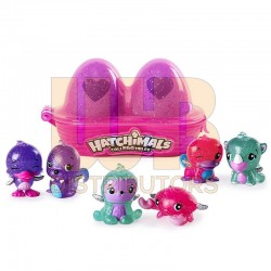 Hatchimals CollEGGtibles 2 Pack + Carton Asst