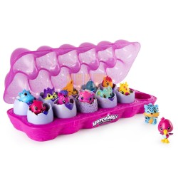 Hatchimals CollEGGtibles 12 Pack + Carton Asst