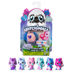 Hatchimals CollEGGtibles Owlicorn 2 Pack + Nest Asst
