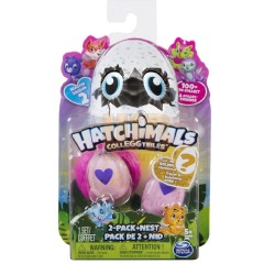 Hatchimals CollEGGtibles S2 2 Pack + Nest Asst