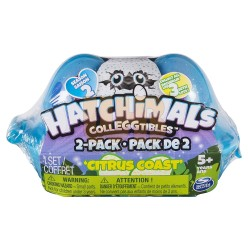 Hatchimals CollEGGtibles S2 2 Pack + Carton Asst