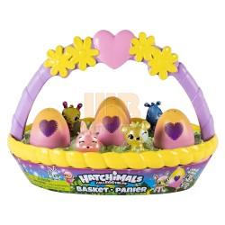 Hatchimals CollEGGtibles Spring Basket 6 Pack Asst