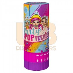 Party Popteenies Surprise Popper Asst