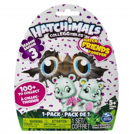 Hatchimals CollEGGtibles S3 1 Pack Asst