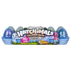 Hatchimals CollEGGtibles S3 12 Pack + Carton Asst