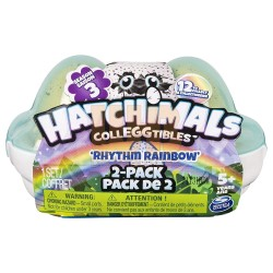 Hatchimals CollEGGtibles S3 2 Pack + Carton Asst
