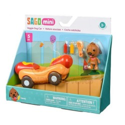 Sago Mini Vehicle Veggie Dog Car