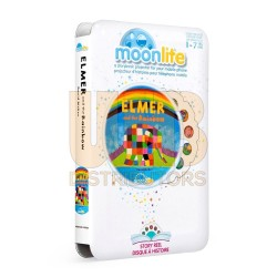Moonlite Single Story Reel - Elmer and the Rainbow