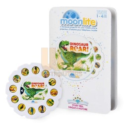 Moonlite Single Story Reel - Dinosaur Roar!