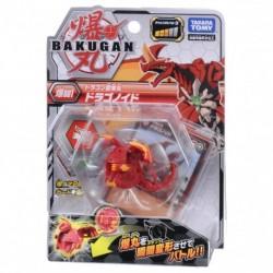 Bakugan 001 Dragonoid Red Basic Pack