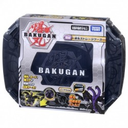 Bakugan Battle Planet 006 Nillious Black Storage Case Black