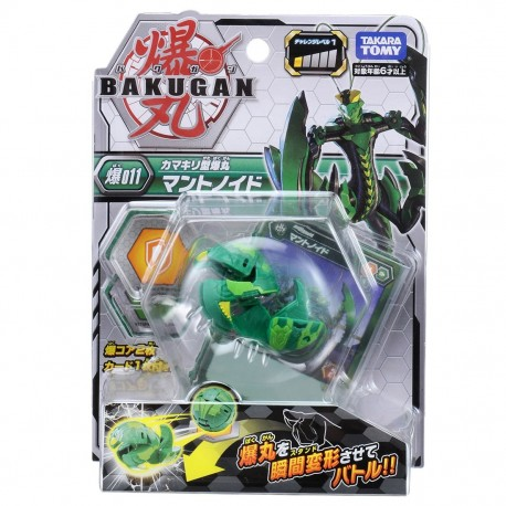 Bakugan Battle Planet 011 Mantonoid Basic Pack