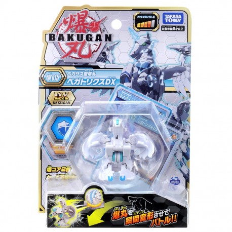Bakugan Battle Planet 015 Pegatrix DX Pack