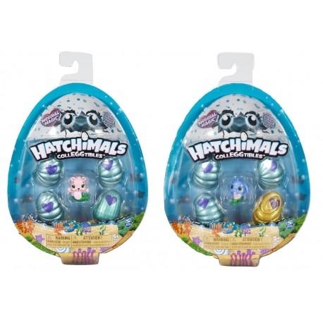 Hatchimals Colleggtibles S5 4 Pack + Bonus Asst