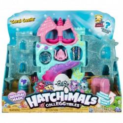 Hatchimals Colleggtibles S5 Coral Castle Display Set