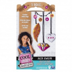 Cool Maker Handcrafted Jazzy Jewelry Clay Activity Kit