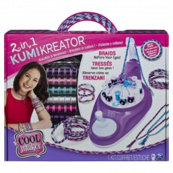 Cool Maker 2 in 1 KumiKreator Bracelet and Necklace