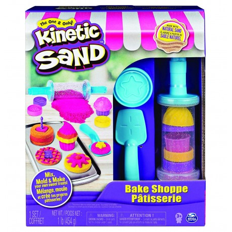 Kinetic Sand Bake Shoppe Playset