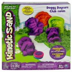 Kinetic Sand Doggy Daycare Playset 12oz (340g)