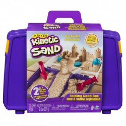 Kinetic Sand Folding Sandbox 2lb (907g)