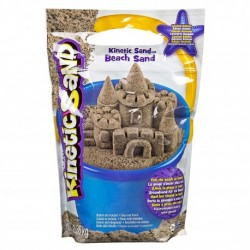 Kinetic Sand Natural Beach Sand 3lb (1360g)