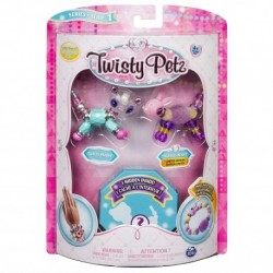 Twisty Petz Triple Pack Bracelet Asst