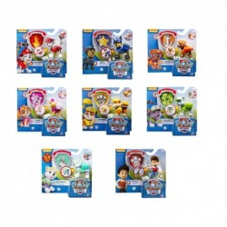 Paw Patrol Action Pack Pup & Badge Asst