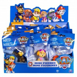 Paw Patrol Mini Figures Series 1 Asst