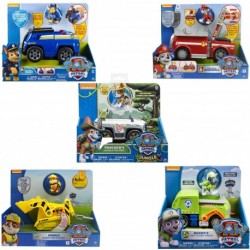 Paw Patrol Feature Vehicle Asst