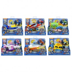 Paw Patrol Transforming Sea Patrol Vehicle Asst