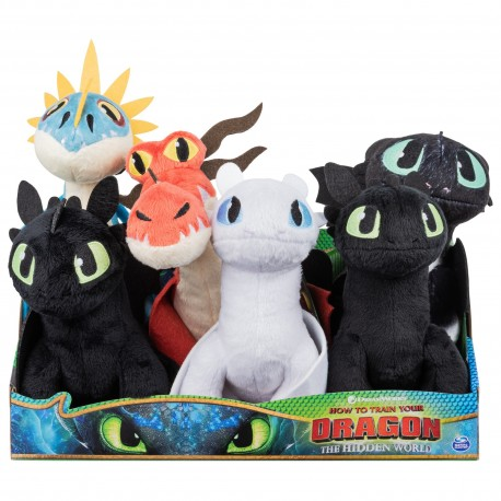 How to Train Your Dragon 3 Premium Plush Asst
