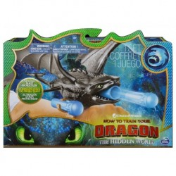 How to Train Your Dragon 3 Toothless Wrist Launcher