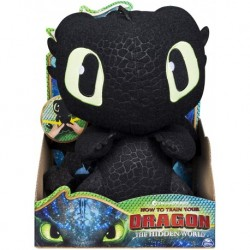 How to Train Your Dragon 3 Squeeze and Growl Toothless