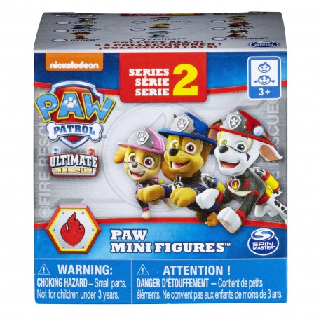 Paw Patrol Mini Figure Asst