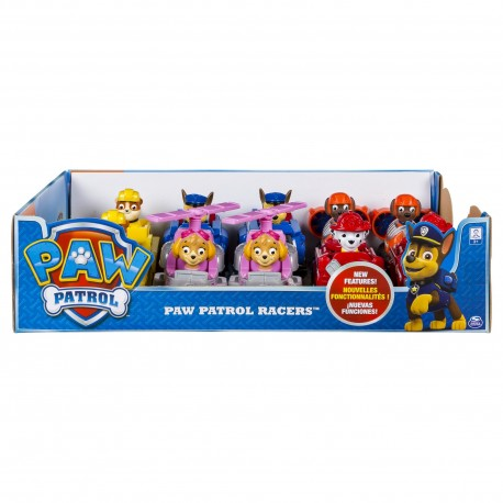Paw Patrol Rescue Racer Asst