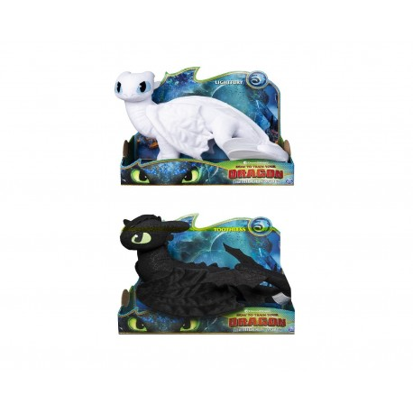 How to Train Your Dragon 3 Deluxe Plush Asst