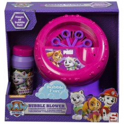 Paw Patrol Bubble Blower Girls