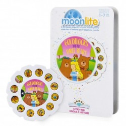 Moonlite Single Story Reel - Goldilocks and the Three Bears