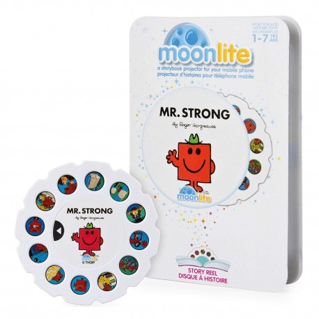 Moonlite Single Story Reel - Mr. Strong