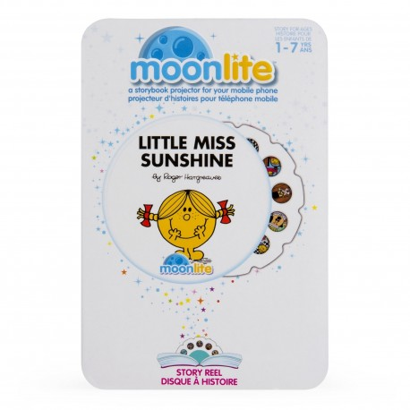Moonlite Single Story Reel - Little Miss Sunshine