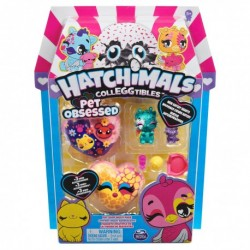 Hatchimals Colleggtibles S7 Pet Lover Pack Asst