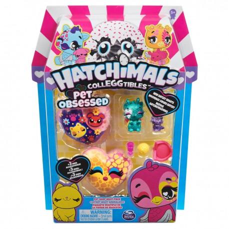 Hatchimals Colleggtibles S7 Pet Lover Pack Asst